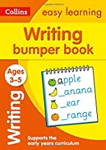 Writing Bumper Book Ages 3-5: Ideal for Home Learning