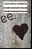 composition notebook coffee: green coffee grinder, coffee bean book, coffee roasting chart, literary coffee, coffee roasting book, coffee lovers handbook, caffeinated coffee, blank coffee