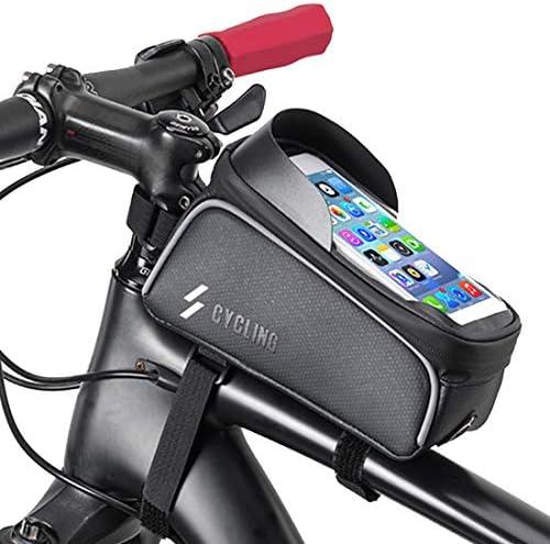 TOPROAD Bicycle Mobile Phone Bag Waterproof Bicycle Mobile Phone Bag Touch Screen Mobile Phone product image
