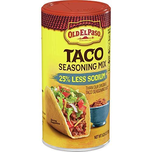 Old El Paso Soft Tortilla Bowl, Flour and Corn Blend, 8 ct, 6.7 oz (Pack of 8)