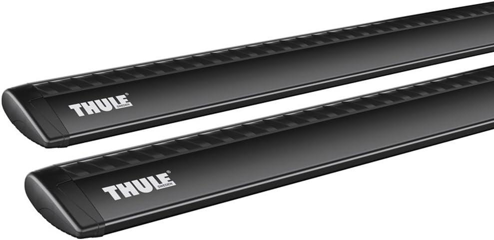 "50/"" New THULE WingBar 969100 2x 127cm WingBars Only Load Bars 969"