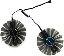 2PCS/Set GTX1080 GTX1070 GPU Cooler VGA Card Fan for Gainward GeForce GTX 1070 1080 1080Ti Video Cards As Replacement
