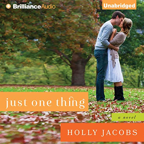 Just One Thing Audiobook By Holly Jacobs cover art
