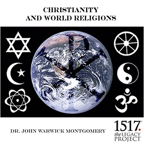 Christianity and World Religions audiobook cover art
