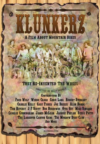 Klunkerz - A Film about the Development and Birth of Mountain Bikes