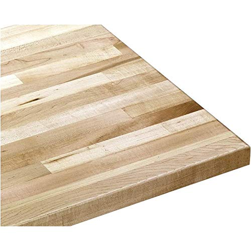 Grizzly Industrial G9912 - Solid Maple Workbench Top 36'...