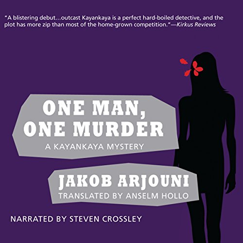 One Man, One Murder cover art