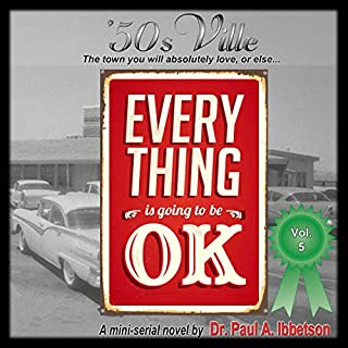 '50sVille Vol. 5 audiobook cover art