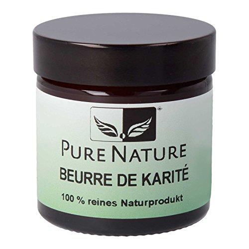 PureNature Beurre de Karité, Sheabutter, 60 ml