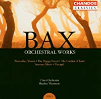 Bax Orchestral Works by BAX / PARLETT (2003-11-25)