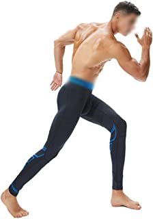 LUKEEXIN Men's Cool Dry Compression Pants Baselayer Sports Tights Leggings