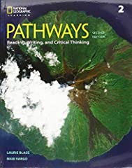 Pathways: Reading, Writing, and Critical Thinking 2, 2nd Student Edition