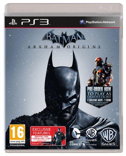 Batman Arkham Origins [import anglais]