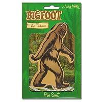 【Bigfoot Deluxe Air Freshener】ビッグフットのエアフレッシュナー/UMA/芳香剤