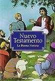 Nuevo testamento. la buena noticia [ilustr.infantil-juvenil]: Sin notas - rústica (Ediciones bíblicas evd) - 9788499452869