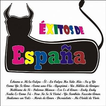 Éxitos de España
