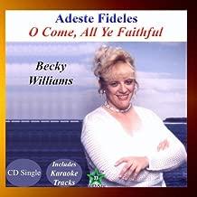 Adeste Fideles: O Come, All Ye Faithful Single