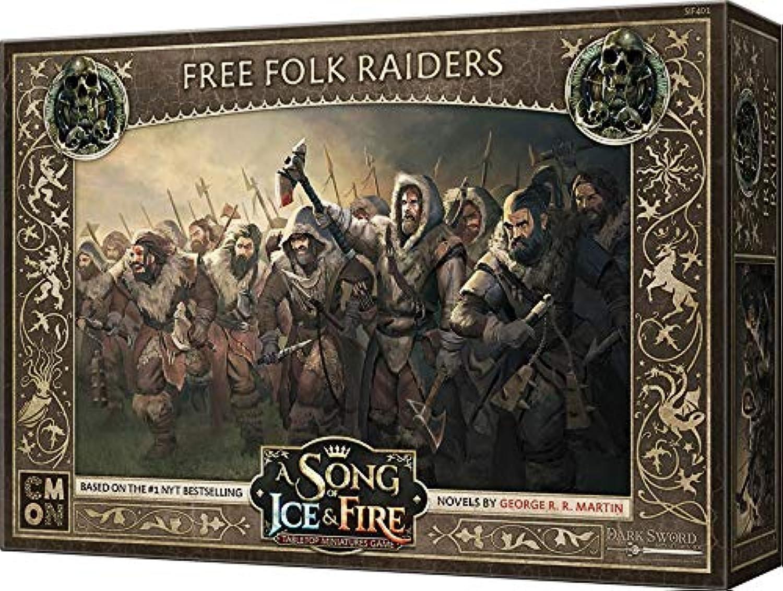 A Song of Ice & Fire  Free Folk Raiders Unit Box
