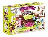 Smoby - 312102 - Chocolate Factory - Nombreux Accessoires Inclus dont 1 Livre de Cuisine