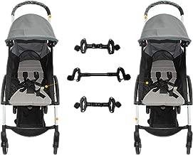 Conectores universales para cochecitos de bebé Conectores