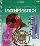 Exploring Mathematics Teacher's Edition Grade 8, Part 3, Scott, Foresman
