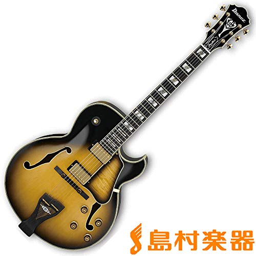 Used, Ibanez LGB30 Vintage Yellow Sunburst George Benson for sale  Delivered anywhere in UK
