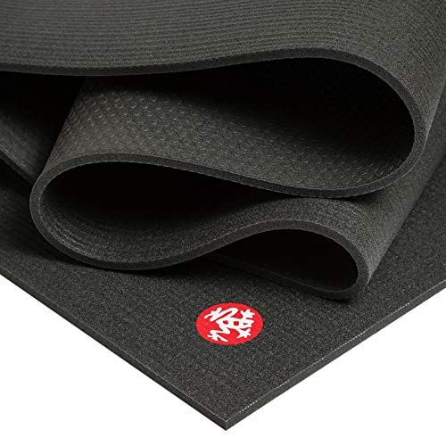 Manduka PRO Yoga Mat – Premium 6mm Thick Mat, Eco Friendly, Oeko-Tex Certified...