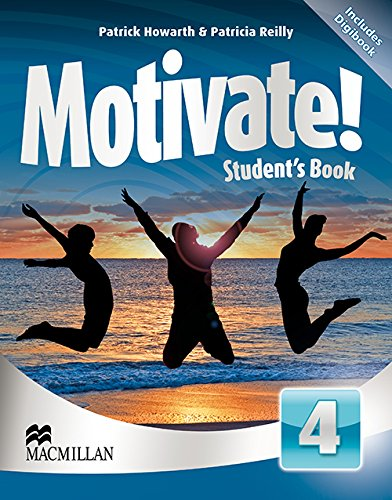 Motivate! Student's Book With Digibook-4
