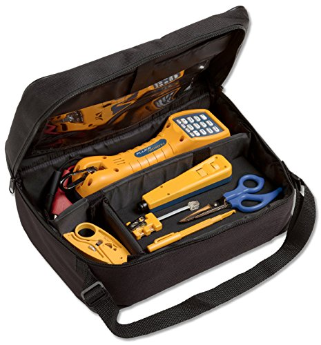 Fluke Networks 11290000 Electrical Contractor Telecom Kit I with TS30 Test Set -