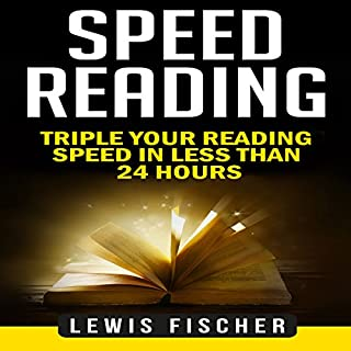 Speed Reading cover art