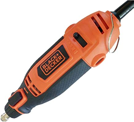 Micro Retifica 180W Black+Decker