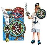 Animal Armouriez - Pirata di Deluxebase. Set di Giocattoli per Bambini in Schiuma, Che Include Spada e Scudo con Disegno a Tema Fantasy