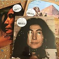YOKO ONO REISSUE PROJECT 第2弾 限定 White Vinyl 3枚セット!! John Lennon Plastic Ono Band The Beatles John Cage 一柳慧 コレクション
