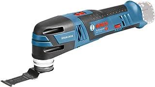 Bosch Professional 12V System Multi-Cutter GOP 12V-28 (obelastad oscillationsfrekvens 5000–20000 slag/min, med 1xStarlo...