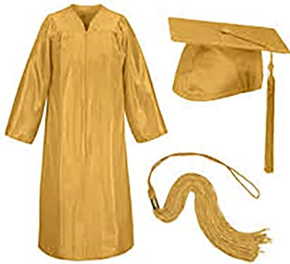 graduation cap gold tassel