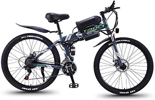 Bicicletas Eléctricas, Bicicletas eléctricas for adultos, 26 '' plegable de MTB Ebikes...
