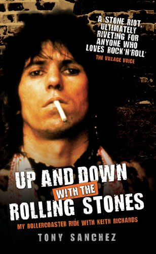 Up and Down with The Rolling Stones - My Rollercoaster Ride with Keith Richards (English Edition)
