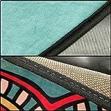 Hisunny Tapis Chambre Fille Teppich Babyzimmer Teppich Nach Mass Vintage Design fürs Wohnzimmer, Esszimmer oder Kinderzimmer 180x260cm - 3