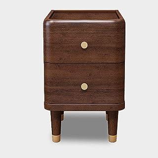 Storage Box Table de Chevet Nordique boîte de Rangement en Bois boîte de Rangement de fichiers Fournitures boîte de Rangem...