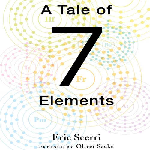 A Tale of Seven Elements audiobook cover art