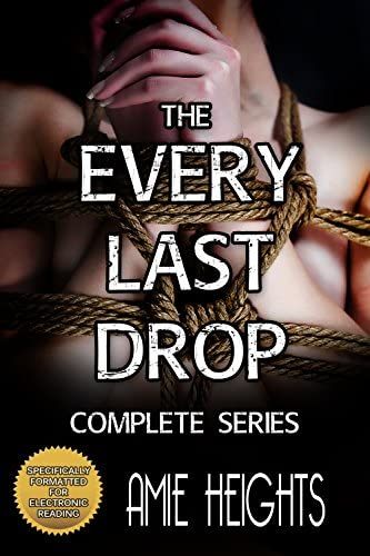 The Every Last Drop Complete Series All six stories in one volume product image
