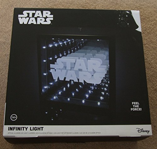 Lampada d atmosfera Infinity Star Wars