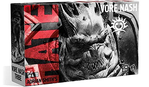 CMON: HATE Tribe of Vore Nash (Kickstarter Exclusive Game)