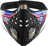 Respro Cinqro Mask Black - M (179g, GBP 49.99)