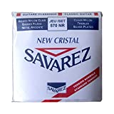 SAVAREZ 570NR NEW CRISTAL クラシックギター弦