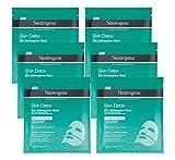 Neutrogena Pure Boost idrogel Maschera, Confezione da 6 x 30 ml
