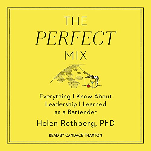The Perfect Mix audiobook cover art