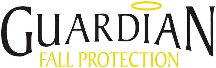 Guardian Fall Protection XL-XXL Halo HUV-3 Harness: Yellow Vest/Black Webbing / QC Chest / QC Legs / Side D-Rings / Inc
