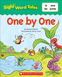 Sight Word Tales: One by One by [Maria Fleming]