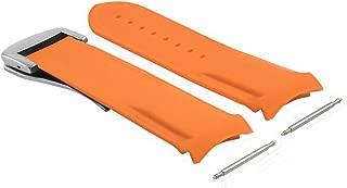 Best omega seamaster orange strap Reviews